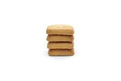 Chip del biscotto e biscotto di zucchero Fotografie Stock