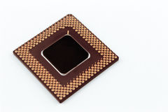 Chip del CPU fotografia stock