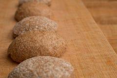Chip del pane croccante Immagini Stock Libere da Diritti
