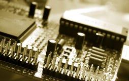 Chip del PC fotografia stock libera da diritti