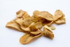 Chip della banana Immagine Stock