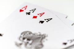 chip derringer gra w pokera shotglass tabeli Zdjęcie Royalty Free