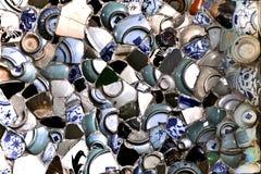 Chip di ceramica Fotografie Stock