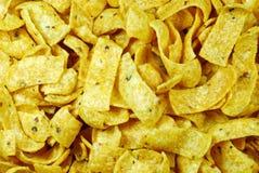 Chip di cereale immagini stock libere da diritti