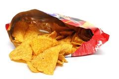 Chip di cereale Immagini Stock