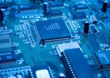 Chip di computer Fotografie Stock Libere da Diritti