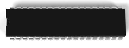 Chip di computer Fotografia Stock Libera da Diritti