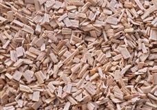 Chip di legno Fotografie Stock