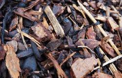Chip di legno Fotografie Stock Libere da Diritti