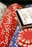 Chip di mazza Fotografie Stock Libere da Diritti