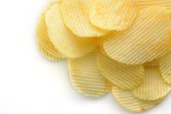 Chip di Potatto Fotografia Stock