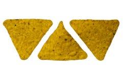 Chip di tortiglia Fotografie Stock Libere da Diritti
