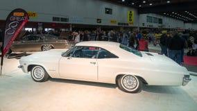 Chip Foose Chevy Impala 1965 ss immagini stock libere da diritti