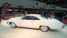 Chip Foose Chevy Impala 1965 SS Lizenzfreie Stockbilder