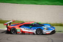 Chip Ganassi Racing Ford GT test at Monza Royalty Free Stock Photography