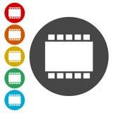Chip Icon vektor illustrationer