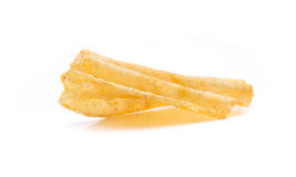 Chip isolated Royalty Free Stock Photography