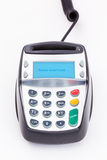 Chip and Pin Machine Stock Photography