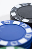 Chip poker stock photography