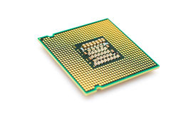 chip processorn Royaltyfri Bild