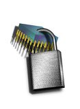 Chip Protection Stock Images