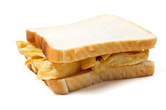 Chip Sandwich Royalty Free Stock Photo