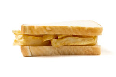 Chip Sandwich Stock Photography
