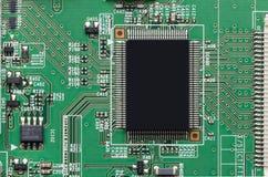 Semiconduttore Fotografia Stock