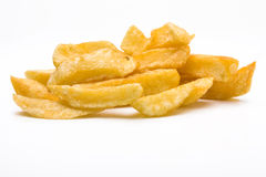 Chip shop chips Royalty Free Stock Images