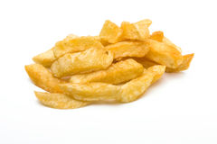 Chip shop chips Stock Image