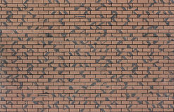 Chip Texture Birck Wall. Brick wall with a wonderful texture to it Royalty Free Stock Photography