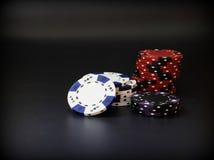 chip w pokera Zdjęcia Stock