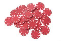 chip w pokera. Obraz Royalty Free