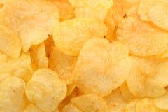 chip ziemniaka Zdjęcia Stock