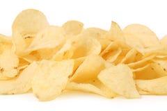 chip ziemniaka Zdjęcia Royalty Free