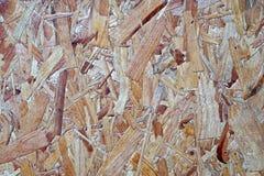 chipboard Fotografia Stock