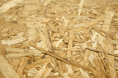 Chipboard Background. Close-up Chipboard texture for Background Royalty Free Stock Images