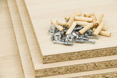 Chipboard Stock Photography