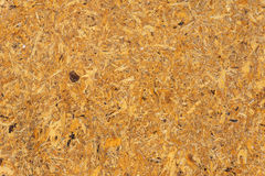 Chipboard osb texture Royalty Free Stock Photo