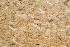 Chipboard, OSB, texture Royalty Free Stock Photo