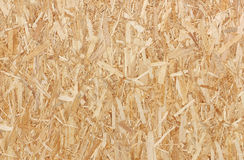 Chipboard plywood yellow and orange texture Royalty Free Stock Image