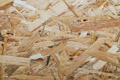 Chipboard plywood yellow and orange texture Royalty Free Stock Photos