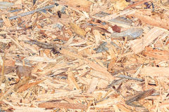 Chipboard texture or chipboard background. Royalty Free Stock Photos