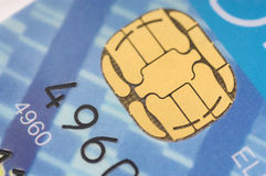 Chipcard Photographie stock