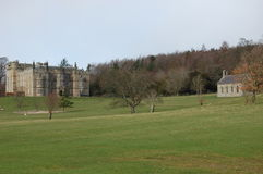 Chipchase castle Royalty Free Stock Photos
