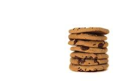 chipchokladkaka Arkivbilder