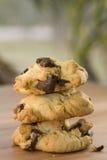 chipchokladkakor Fotografering för Bildbyråer