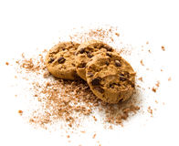 chipchokladkakor Arkivfoton