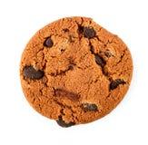 chipchokladkakor isolerade white Arkivbild
