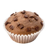 chipchokladmuffin Royaltyfria Foton